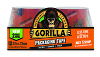 GORILLA PACKING TAPE 2 PACK REFILL X 27Mtr