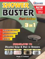 SHOWER BUSTER 500ML