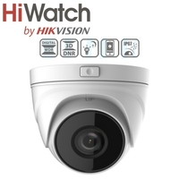 HiWatch 4MP IP Bull 30mtr IR 2.8-12mm Moto/zo