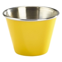 Yellow Ramekin S/S 71ml 2.5oz