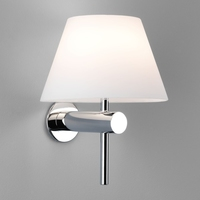 ROMA WALL LIGHT POLISHED CHROME IP44