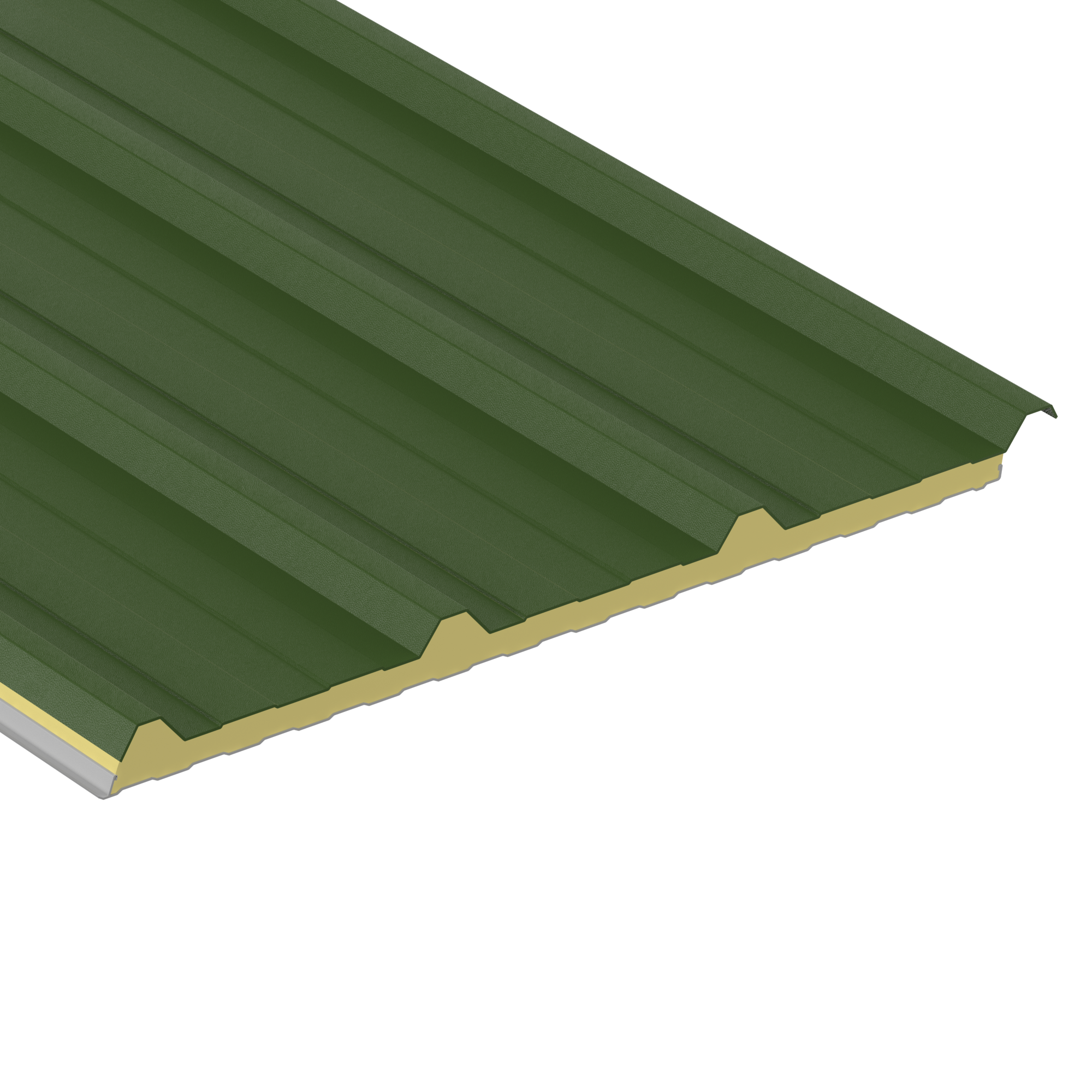 Juniper Green Composite Panel 4.050m