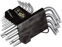 Amtech 9Pc L Type Torx Key