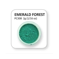 XPC308 -  Emerald Forest Powder colours 2g