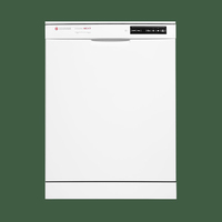 Hoover HDP1D39W 13 Place Freestanding Dishwasher - White