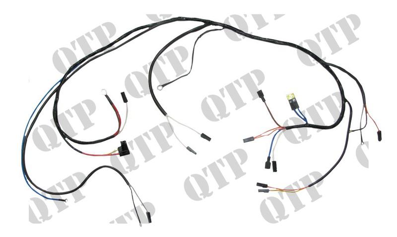 wiring loom 135 alternator type