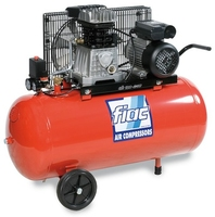 FIAC 9.0HP 200LTR HONDA PETROL ENGINE COMPRESSOR 144.789.0000 (S.200/550 HP.9)
