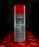 The Works - Galvanising Spray 400ml