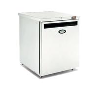 Foster LR200 Undercounter Freezer Alu Int & S/S Ext