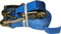 5 Tonne - 50mm X 12M - Heavy Duty Ratchet Strap