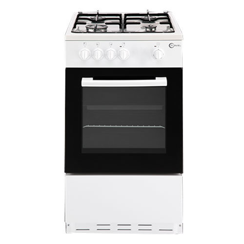Flavel 50cm Gas Cooker - White