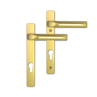 92MM GOLD LEVER/LEVER HANDLE