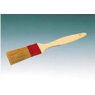 Pastry Brush Flat Natural Bristles 25mm