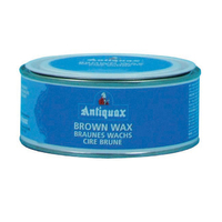 Antiquax Brown Wax 250ml Tin