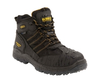 DeWALT Nickel Waterproof Boot Black S3 WR SRA