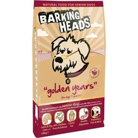 Barking Heads Dog Golden Years 12kg
