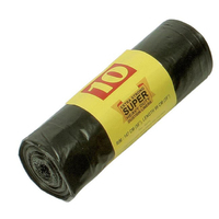 Tristar Heavy Duty Black Sack Roll 10