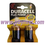 Duracell Box C MN1400 Plus Power 2pk x10