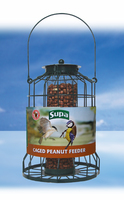 Supa Caged Peanut Feeder x 1