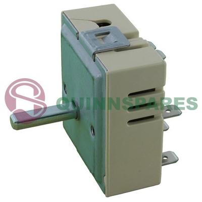 EGO 50.57021.010 Single Energy Regulator 6mm Shaft Compatible