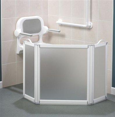 Portable Showerscreen