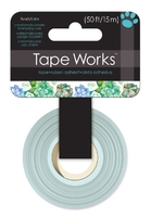Tape Watercolor Succulents (Priced in singles, order in units of 4)