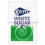 Sugar Sachets White x1000  (Gem)