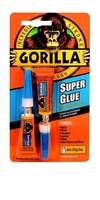 GORILLA SUPER GLUE 2 X 3grm PACK