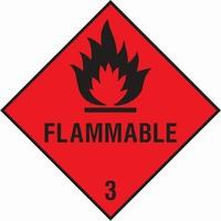 Dangerous Substances Sign DANG0004-0289