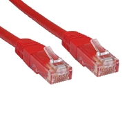 CAT6 High Quality Patch Lead 0.5mtr - RED