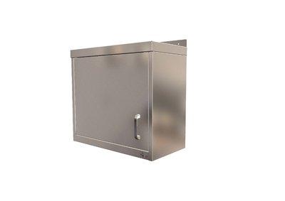 Wall Cupboard Left Hinged Door 600mm x 300mm x 540mm