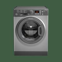 Hotpoint WMBF844G 8kg 1400 Spin Washing Machine - Graphite