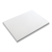 "PVC Board 5mm 48""x96"" White (1220x2440)"