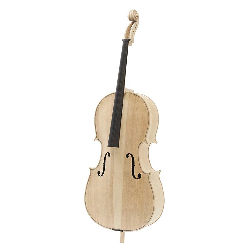 Cello in the white