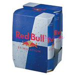 Red Bull 250ML Can 4Pk CASE x6