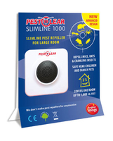 PestClear Slimline 1000 Large Room Repeller