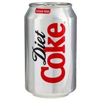 DIET COKE box cans UK/ irish only