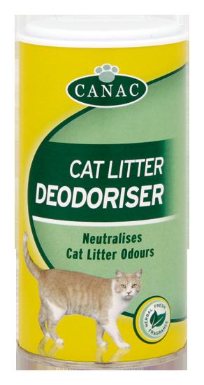 Beaphar Canac Cat Litter Tray Deodoriser x 6