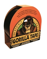 GORILLA TAPE BLACK 48mm X 32Mtr ROLL