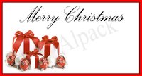Merry Christmas (Pack of 200)