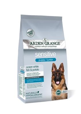 Arden Grange Puppy Junior Sensitive 2kg