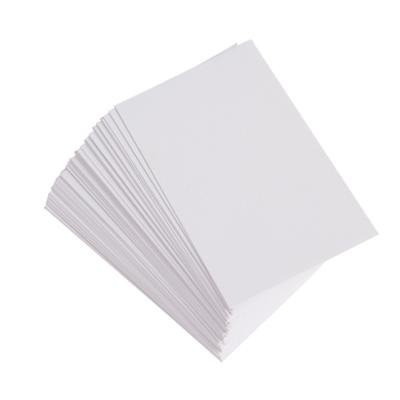 SHOPWORX DIVIDER CARDS - White  (Pack 50)