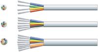 Alarm Cable CCA 100mtr - 6 Core