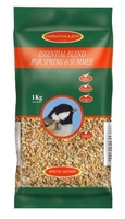 Johnston & Jeff Spring & Summer Wild Bird Mix 1kg x 1