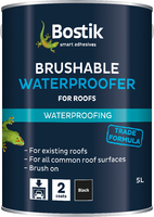 Brushable Waterproofer For Roofs 5L