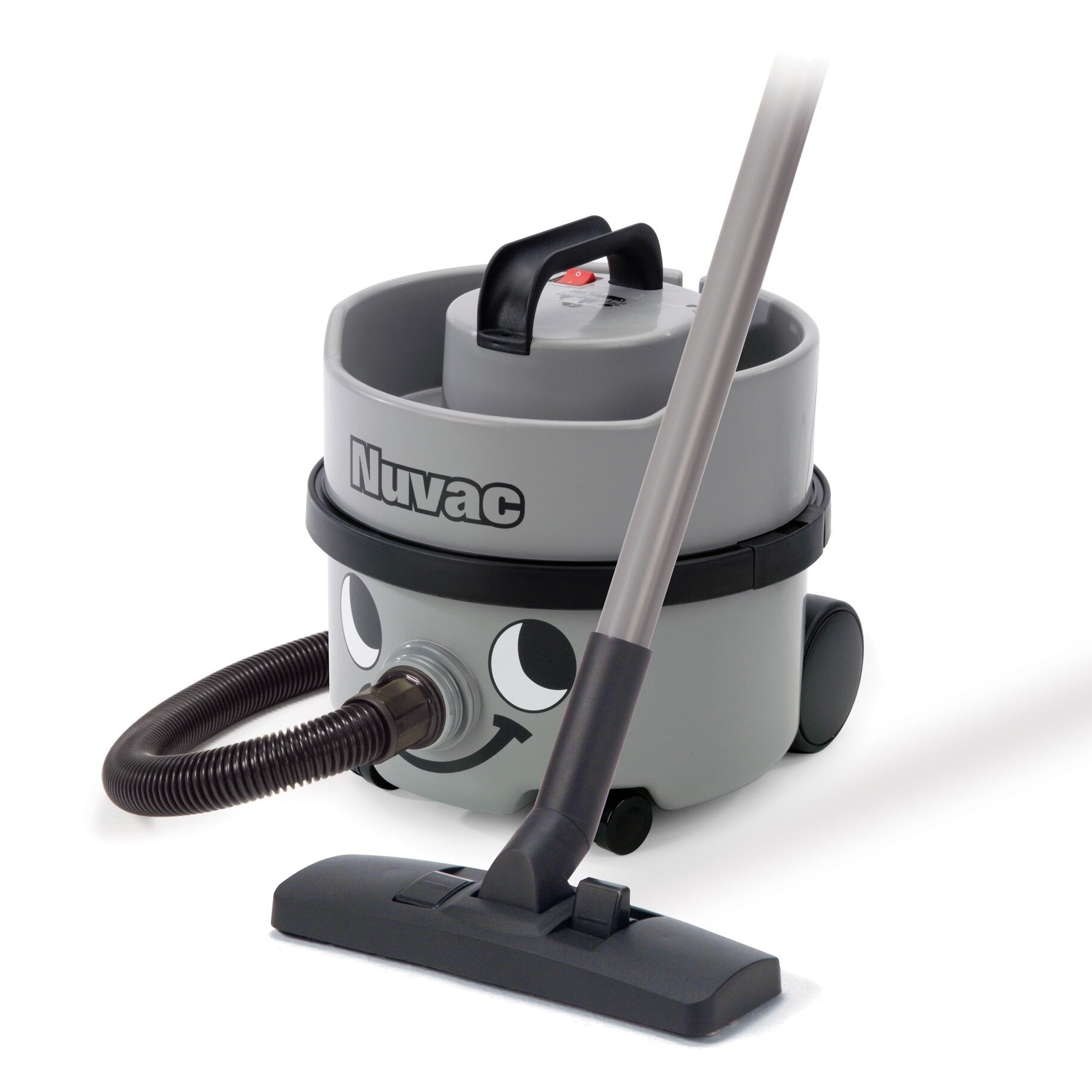 Numatic VNP180G Nuvac Canister Vacuum Cleaner - Grey