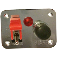 Aluminium Switch Panel