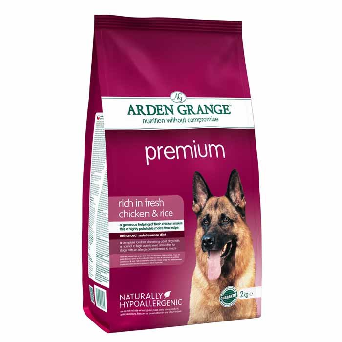 Arden Grange Premium - rich in fresh chicken & rice