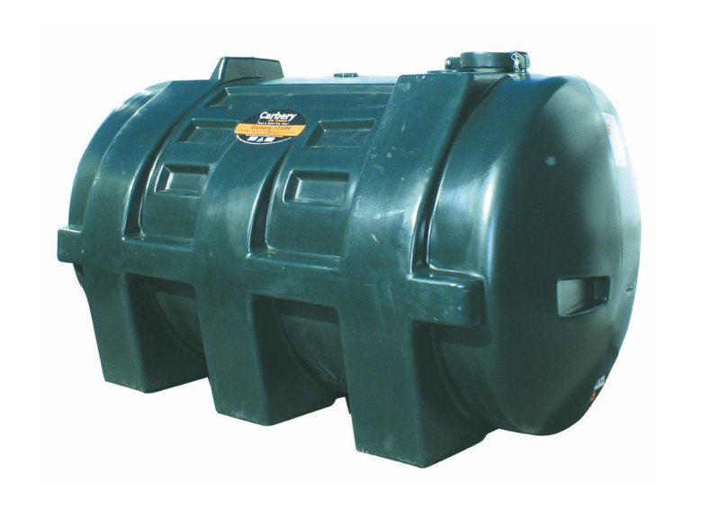 Carbery H 1150ltr Round Oil Tank Goodwins