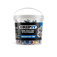 GRIPIT Assorted Trade Tub
